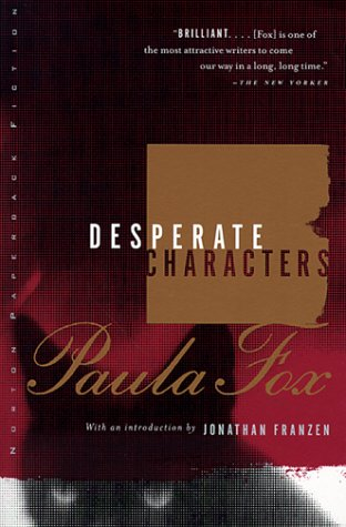 Desperate Characters   1999 edition cover