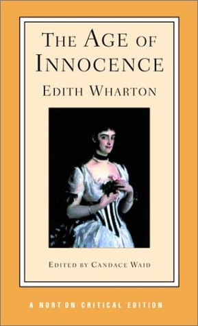 Age of Innocence   2003 edition cover