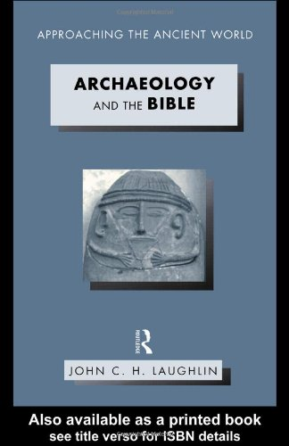 Archaeology and the Bible   1999 edition cover
