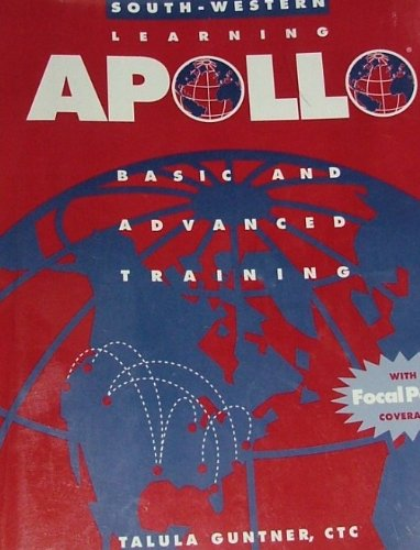 Learning Apollo Basic and Advanced Training  1994 9780538708944 Front Cover