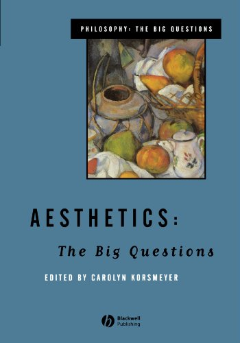 Aesthetics The Big Questions  1998 edition cover