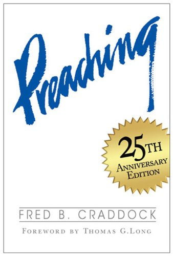 Preaching   2010 edition cover
