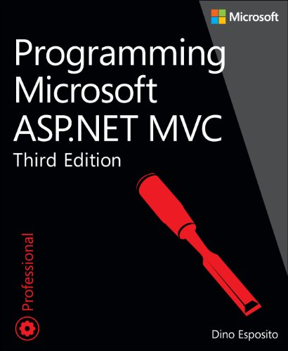 Programming Microsoft ASP. NET MVC  3rd 2014 edition cover