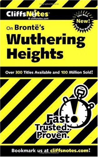 Bront�'s Wuthering Heights   2000 edition cover