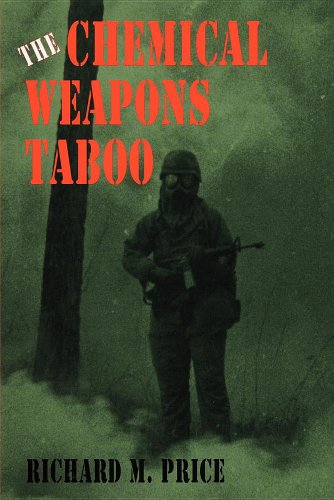 Chemical Weapons Taboo   1997 edition cover