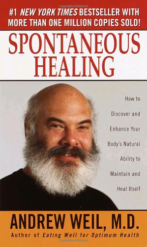 Spontaneous Healing   1995 edition cover