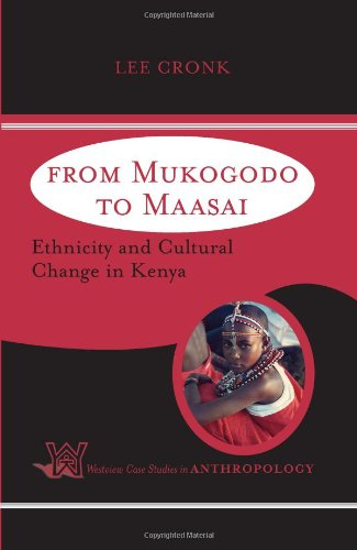 From Mukogodo to Maasai Ethnicity and Cultural Change in Kenya  2004 (Revised) edition cover