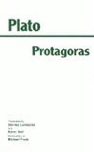 Protagoras  N/A edition cover