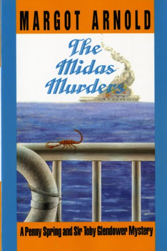 Midas Murders  N/A 9780881503944 Front Cover