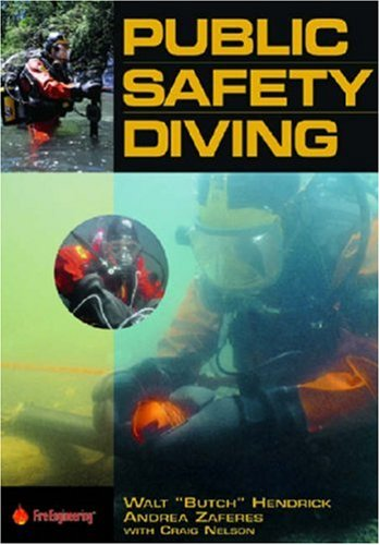 Public Safety Diving   2000 edition cover