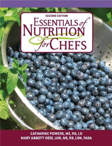 Essentials of Nutrition for Chefs 2nd Edition N/A edition cover