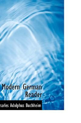 Modern German Reader:   2009 edition cover