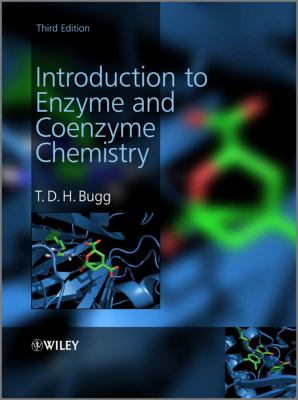 Introduction to Enzyme and Coenzyme Chemistry  3rd 2012 9781119995944 Front Cover