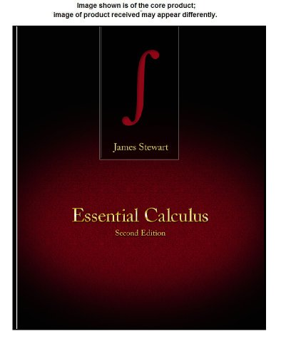 Essential Calculus  2nd 2013 edition cover