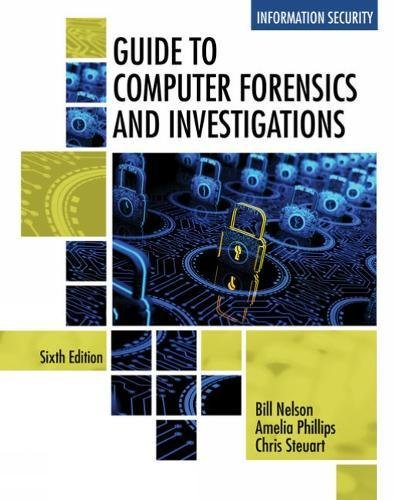 Guide to Computer Forensics and Investigations:   2018 9781337568944 Front Cover