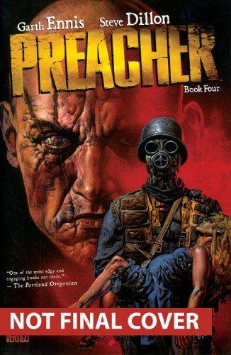 Preacher Book Four   2014 9781401230944 Front Cover