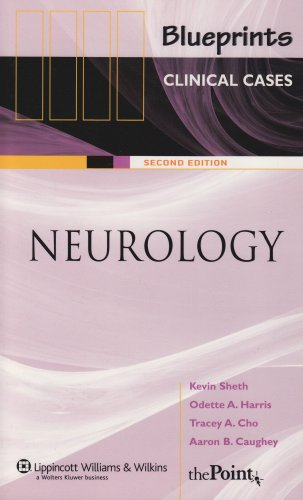 Blueprints Clinical Cases in Neurology  2nd 2007 (Revised) edition cover