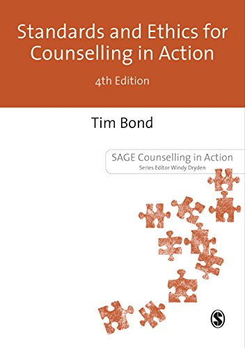 Standards and Ethics for Counselling in Action  4th 2015 edition cover