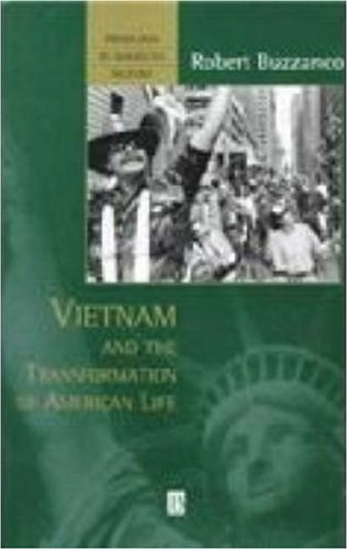 Vietnam and the Transformation of American Life   1999 edition cover