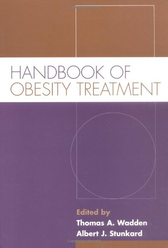 Handbook of Obesity Treatment   2002 9781593850944 Front Cover