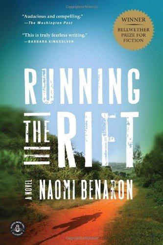 Running the Rift A Novel N/A edition cover
