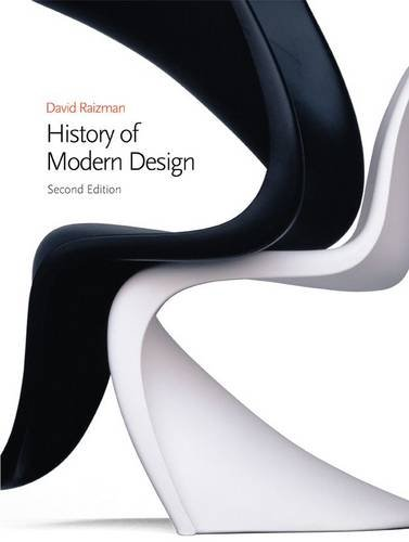 History of Modern Design  2nd 2010 (Revised) edition cover