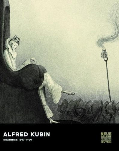Alfred Kubin Drawings, 1897-1909  2008 9783791340944 Front Cover