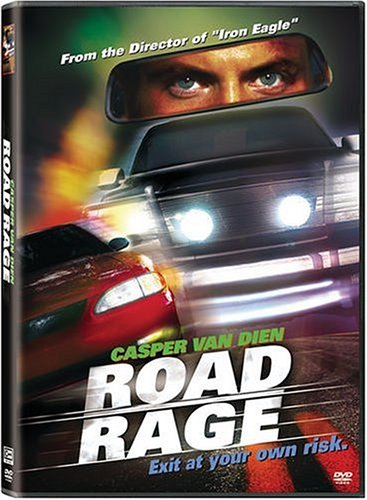Casper Van Dien: Road Rage System.Collections.Generic.List`1[System.String] artwork