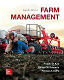 Farm Management  8th 2016 edition cover
