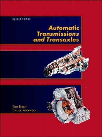 Automatic Transmissions and Transaxles  2nd 2002 edition cover