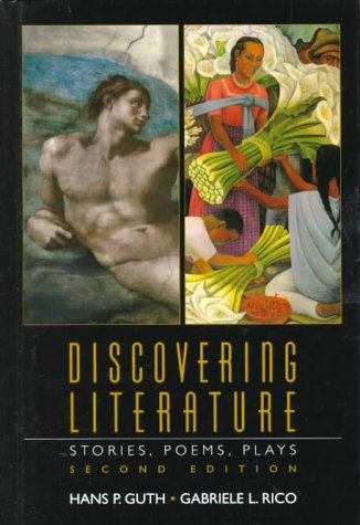 Discovering Literature Stories, Poems, Plays 2nd 1997 edition cover