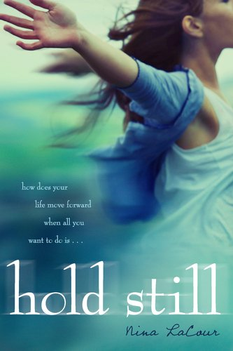 Hold Still   2010 edition cover