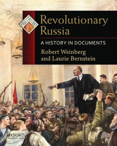 Revolutionary Russia A History in Documents  2010 edition cover