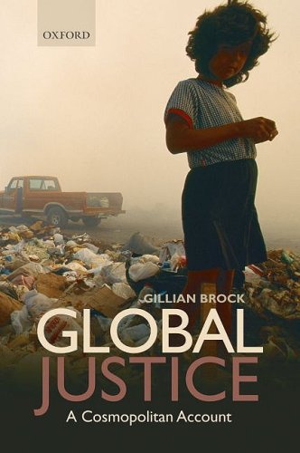 Global Justice A Cosmopolitan Account  2009 edition cover