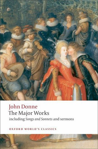 Major Works Including Songs and Sonnets and Sermons  2008 edition cover
