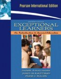 Exceptional Learners N/A edition cover