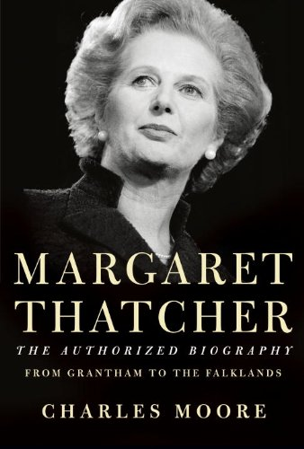 Margaret Thatcher The Authorized Biography, Volume Two: Everything She Wants  2013 edition cover