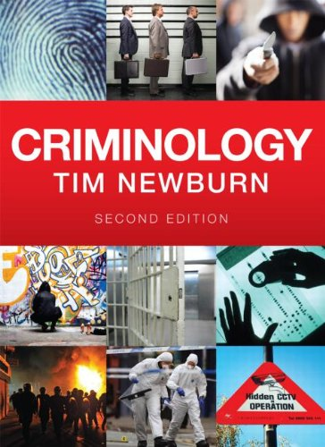 Criminology  2nd 2013 (Revised) edition cover