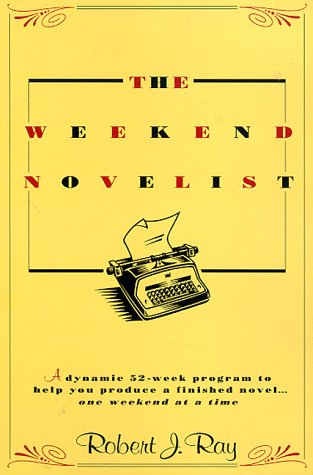 Weekend Novelist N/A edition cover