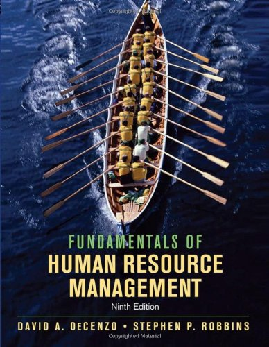 Fundamentals of Human Resource Management  9th 2007 (Revised) edition cover