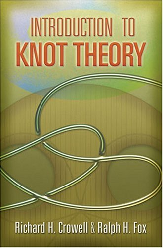 Introduction to Knot Theory   2008 edition cover