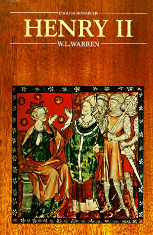 Henry II  N/A edition cover