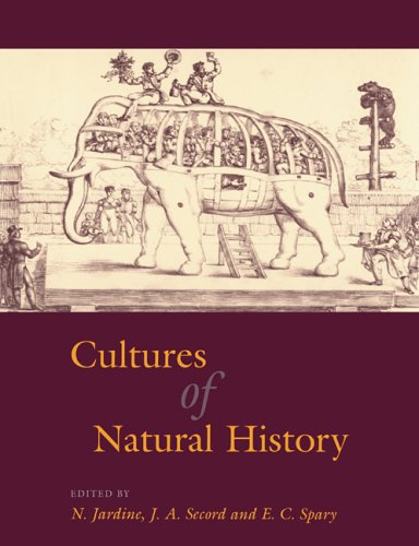 Cultures of Natural History   1995 9780521558945 Front Cover