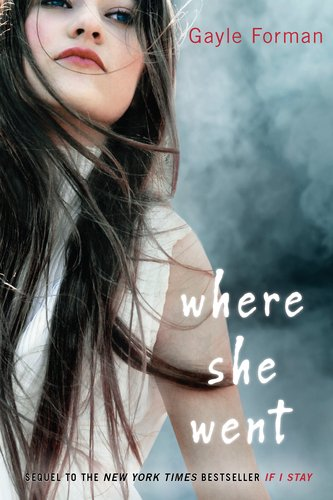 Where She Went   2011 9780525422945 Front Cover