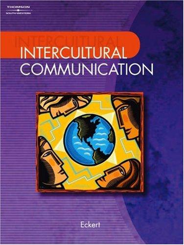 Intercultural Communication   2006 edition cover