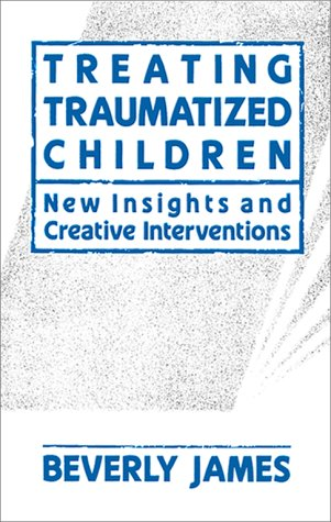 Treating Traumatized Children   1989 edition cover