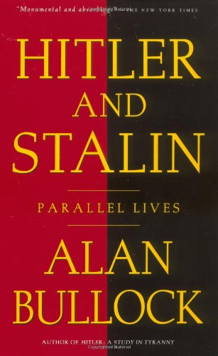 Hitler and Stalin Parallel Lives N/A edition cover