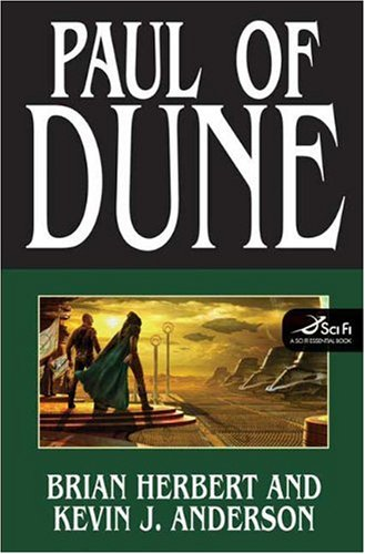 Paul of Dune   2008 edition cover