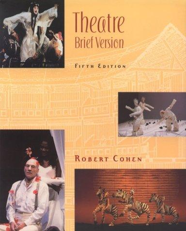 Theatre Brief Version 5th 2000 edition cover