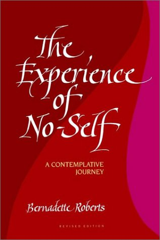 Experience of No-Self A Contemplative Journey Revised  9780791416945 Front Cover